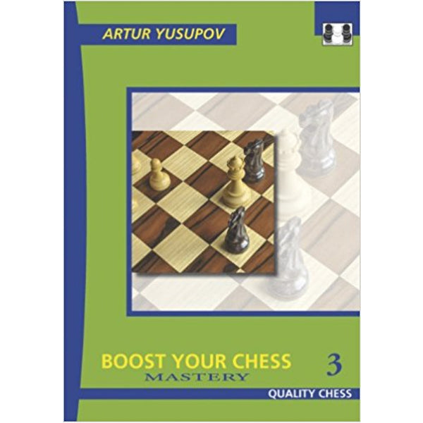 boost your chess 3 - Yusupov