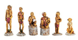 bushmen chess set