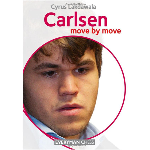 carlsen: move by move - Lakdawala