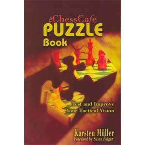 the chess cafe puzzle book vol 1 - Muller