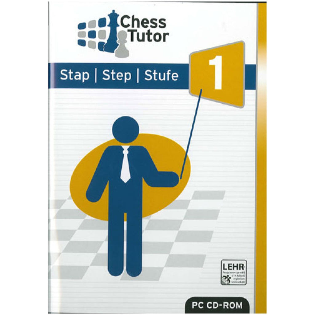 chess tutor dvd: step 1