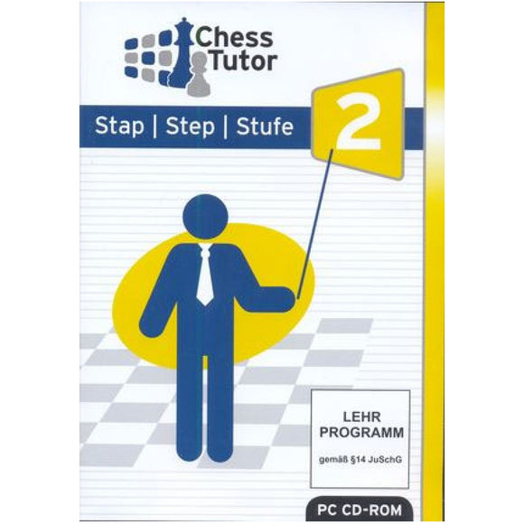 chess tutor cd: step 2