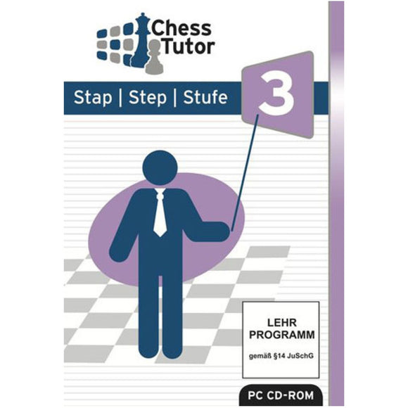 chess tutor cd: step 3