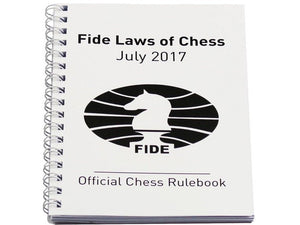 chess FIDE rule-book