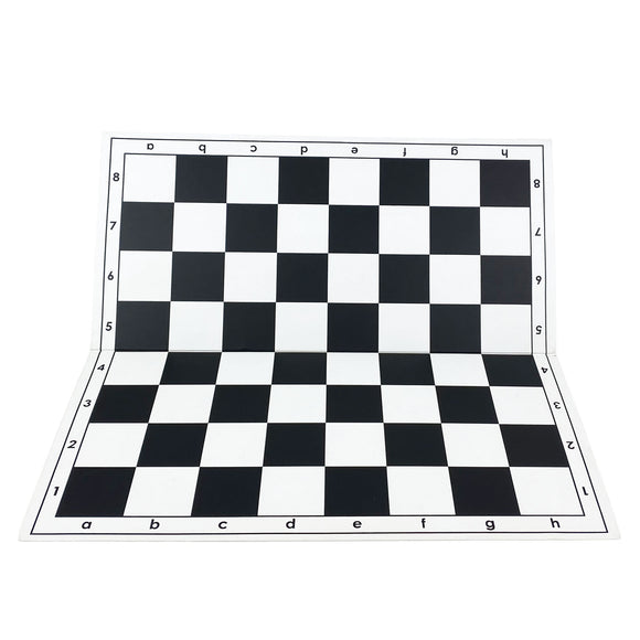 folded hardback vinyl chess board (large)