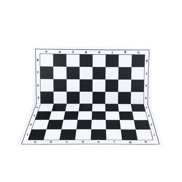 folded hardback vinyl chess board (medium)