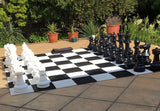 64cm large garden chess set