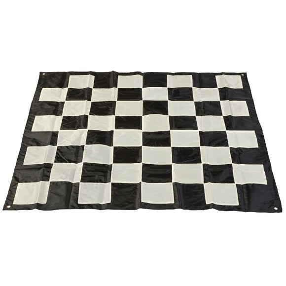 giant nylon chessboard for 64cm set