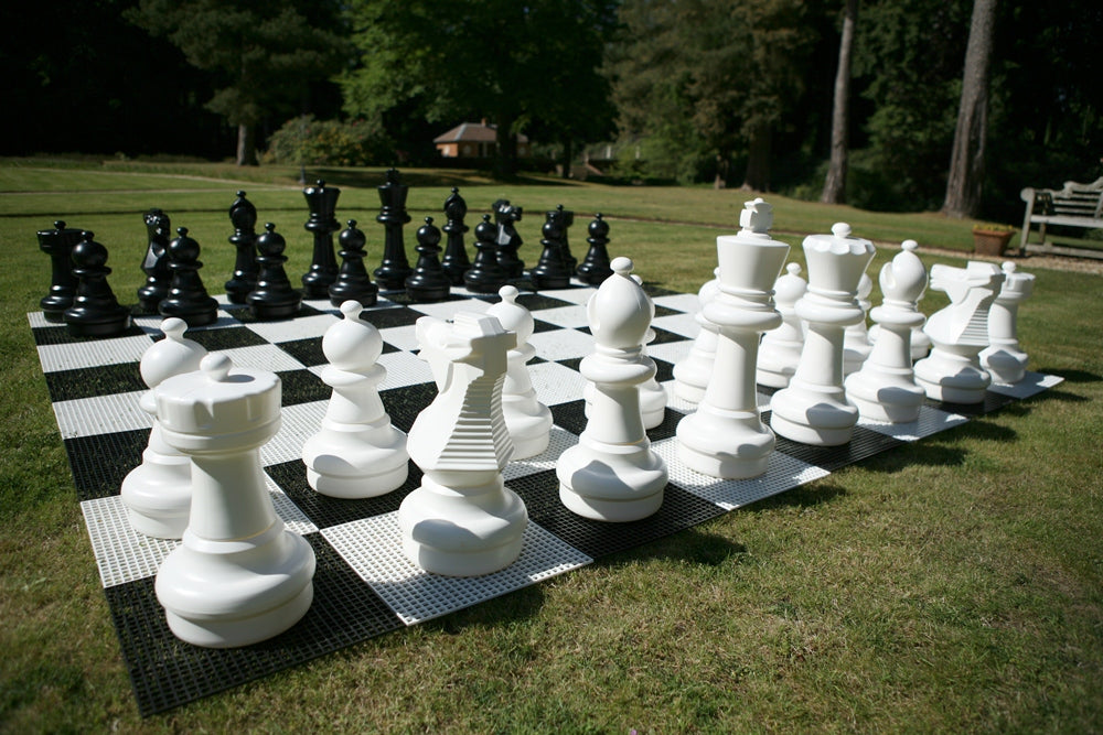 64cm Large Garden Chess Set House Of Chess