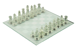 glass chess set (medium)