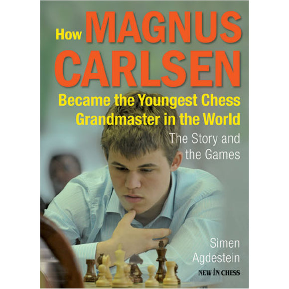 how magnus carlsen became the youngest chess grandmaster - Agdestein