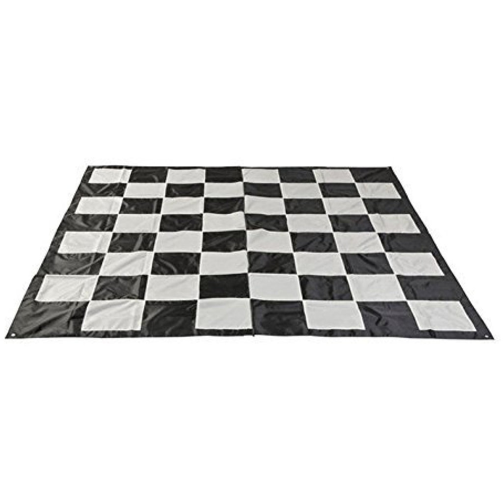 life-size chessboard