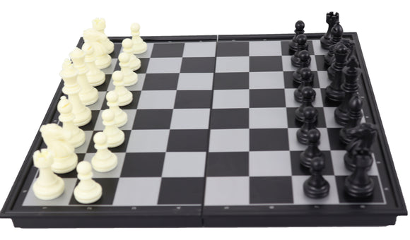 magnetic chess set: 31cm