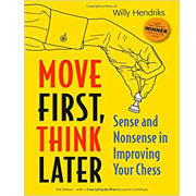 move first, think later - Hendriks
