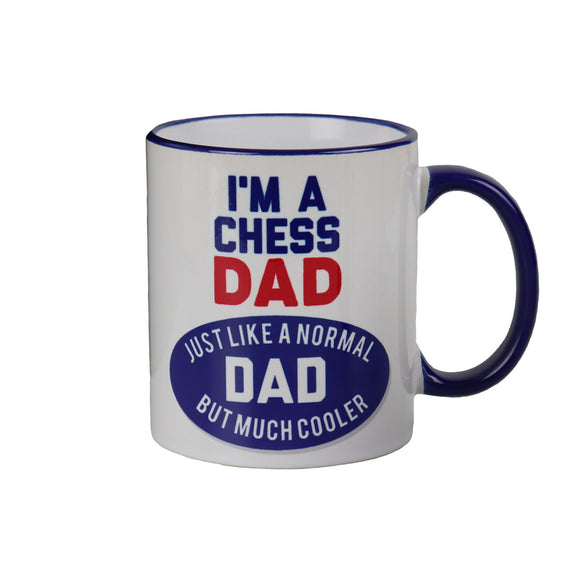 coffee mug - i'm a chess dad