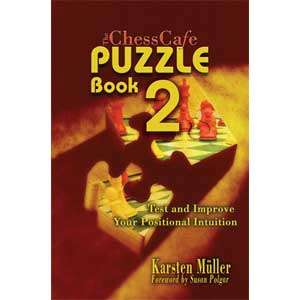 the chess cafe puzzle book vol 2 - Muller