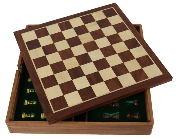 separate wooden magnetic board and box set: 36cm