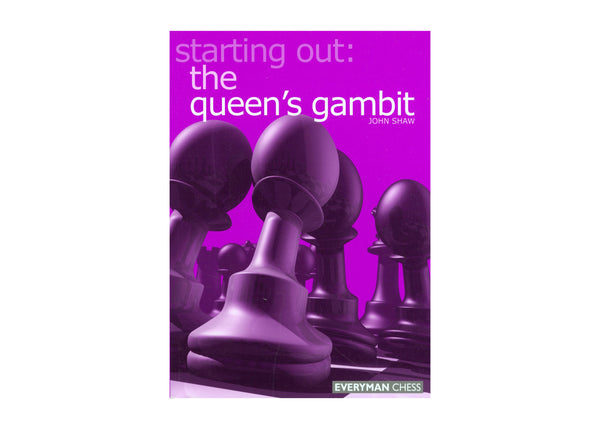 starting out: queen's gambit - Shaw