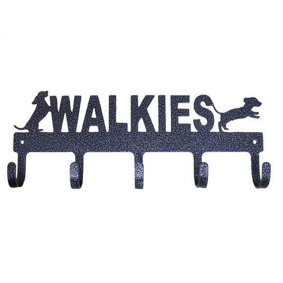 wall hook - walkies