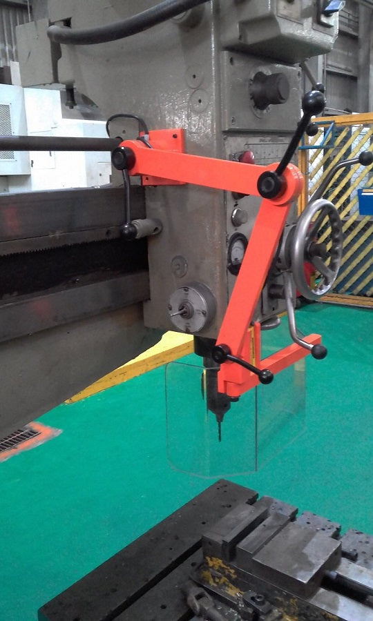 ATS MG-4 Universal Milling Drilling Machine Guard