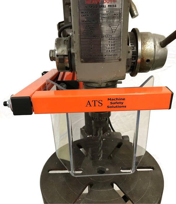 ATS Safety Drill Press Guard- Econ Series