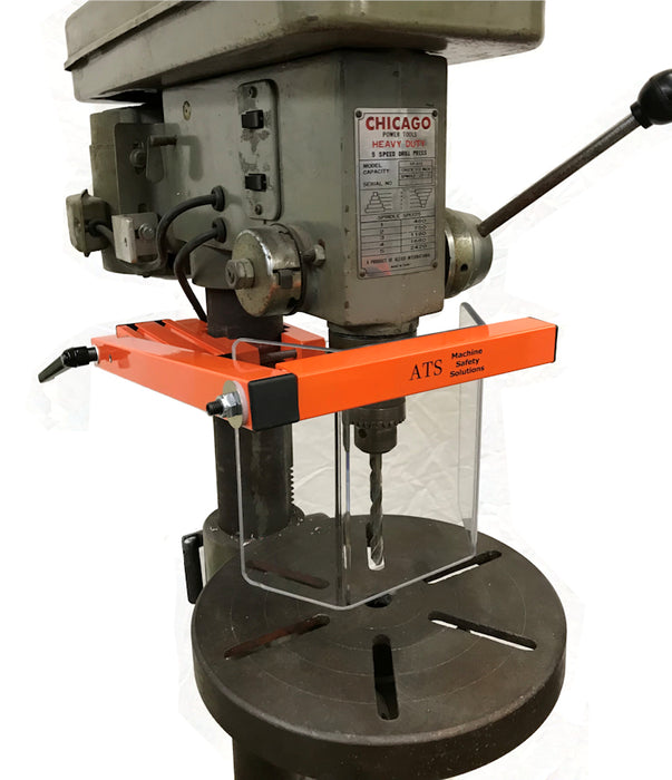 Drill Press Guard >> Drill Press Guard Econ Series