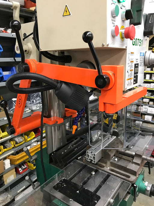 Drill Press Safety Guard  ATS P/N DPG-2