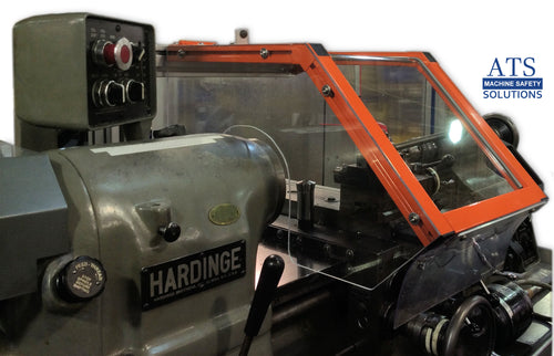 Hardinge Toolroom Lathe Safety Guard