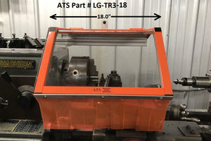 Lathe Guard ATS Safety LG-TR3-18