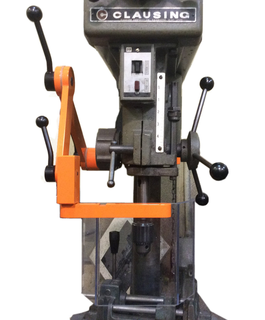 Drill Press Guard >> Drill Press Guard Up To 12 Throat