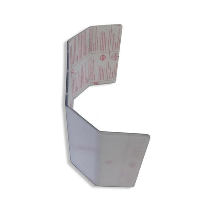 Replacement Milling Shield, curved