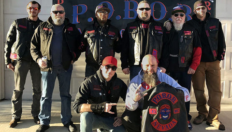 Motorcycle club pays school lunch debt