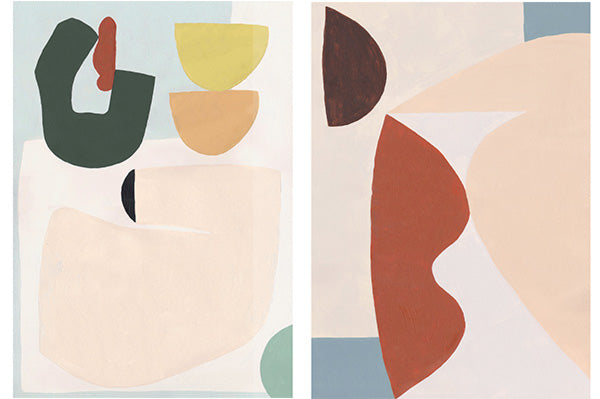 Laurie Maun Abstract Art Prints