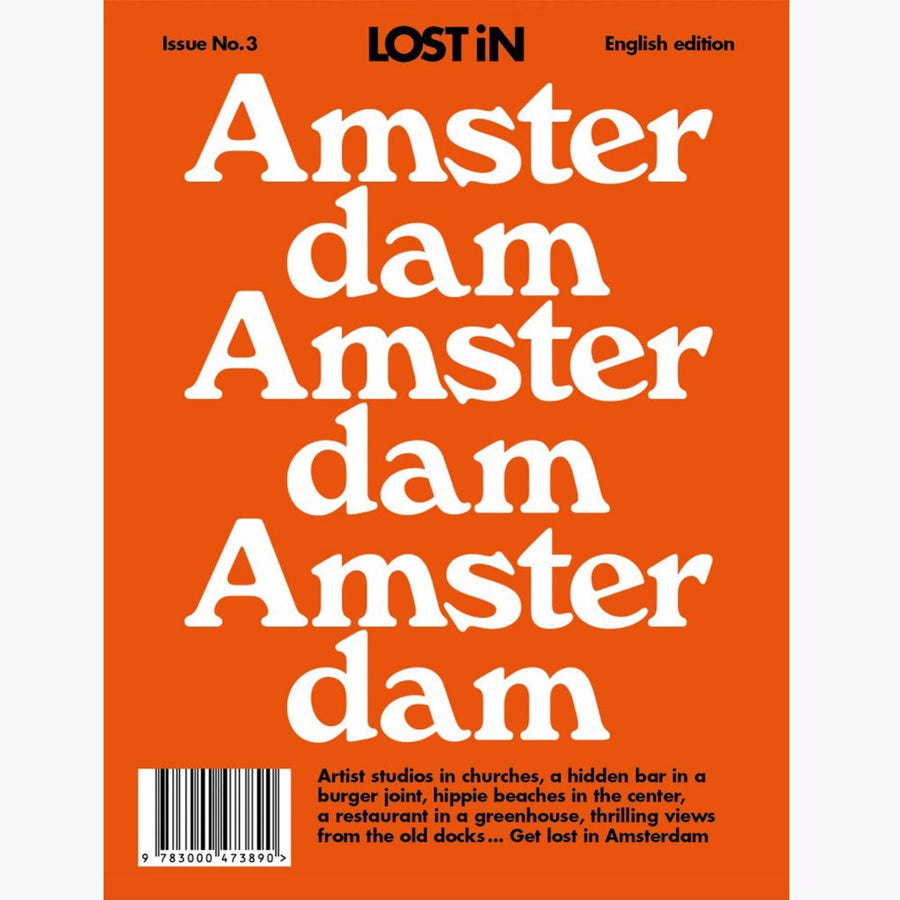 Lost In Amsterdam - City Guide