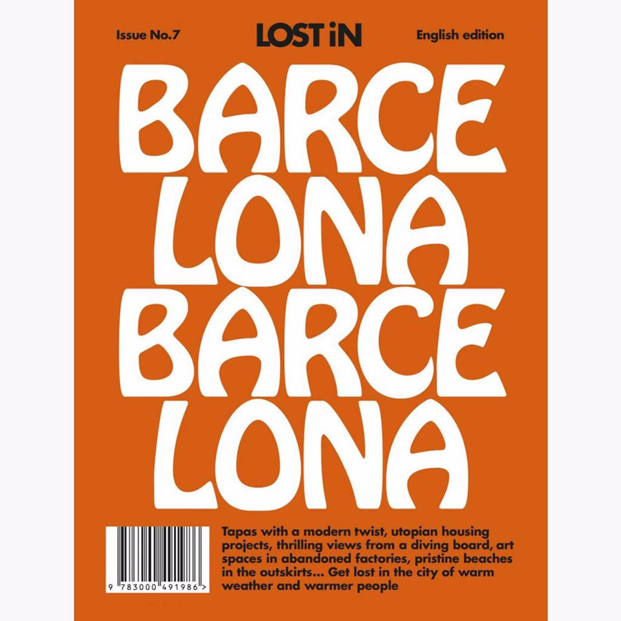 Buy Barcelona City Guide