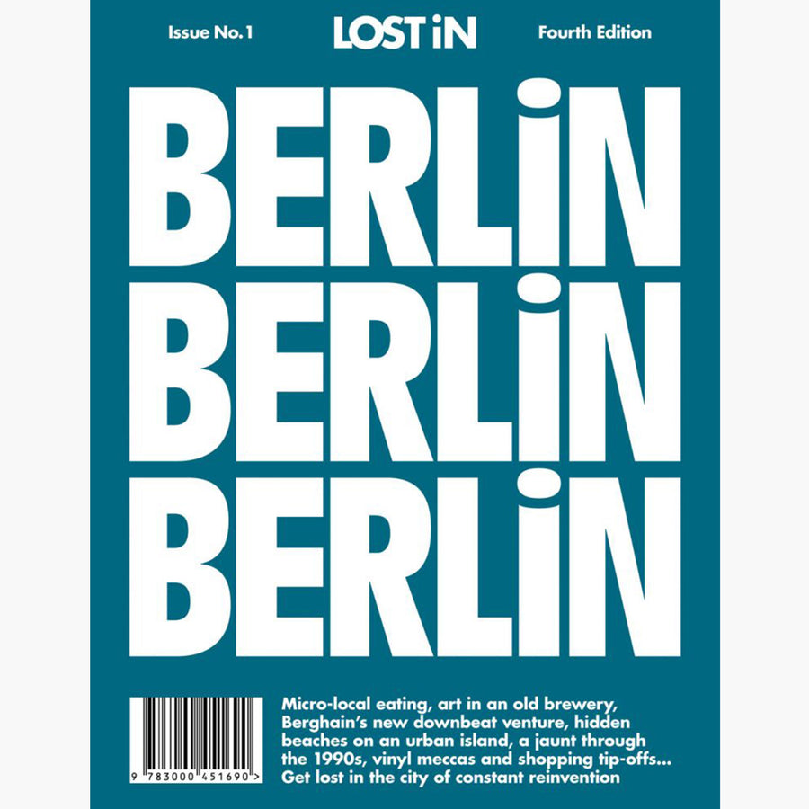 Lost In Berlin - City Guide