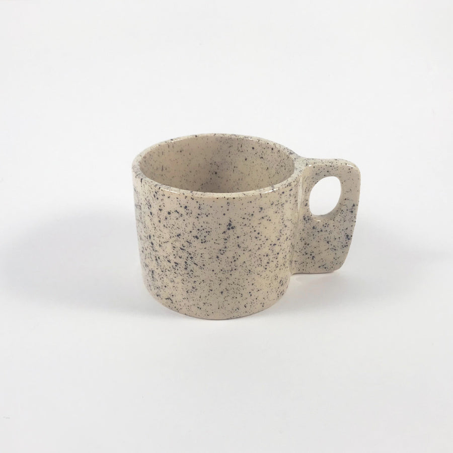 GVG Ceramics - 60's Mug - Nude Speckled