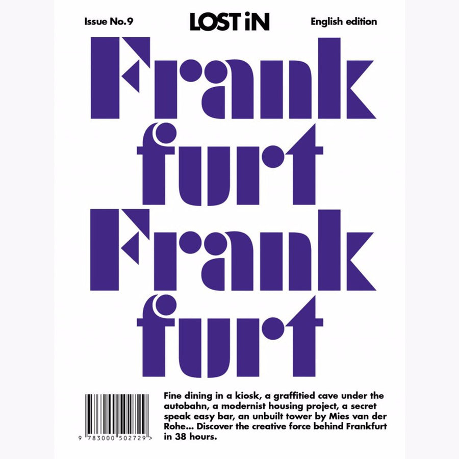 Lost In Frankfurt - City Guide