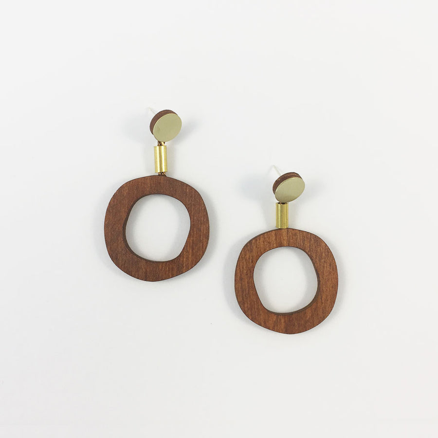 Shop Wolf & Moon Jean I Earrings