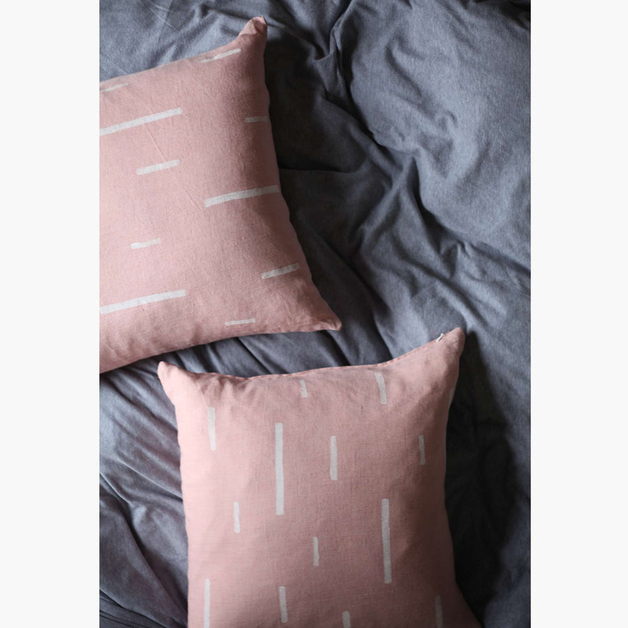Shop Blush Pink Ren London Cushion