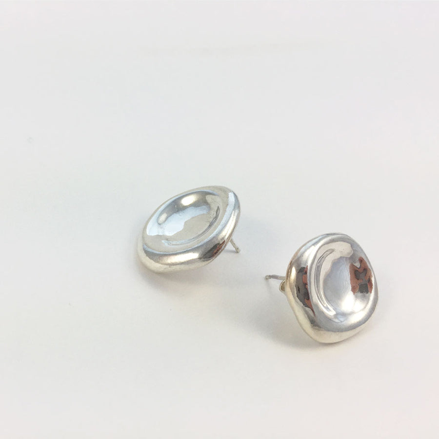 Shop Silver Macondo Earrings