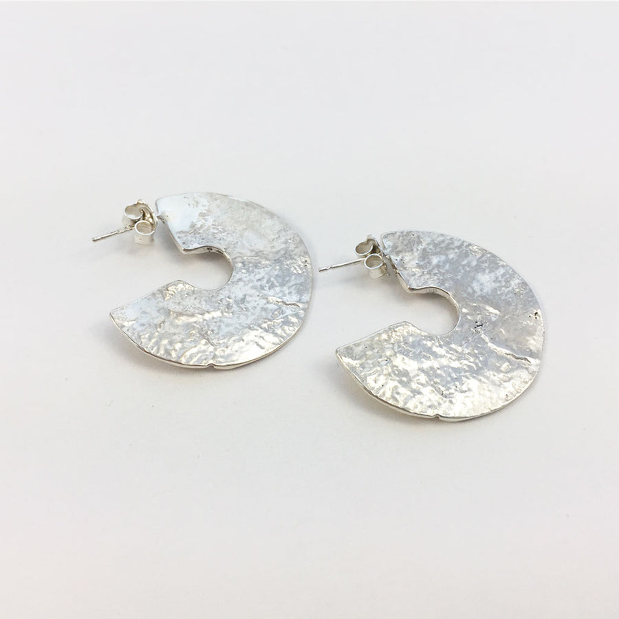 Shop Silver Mathilda Earrings