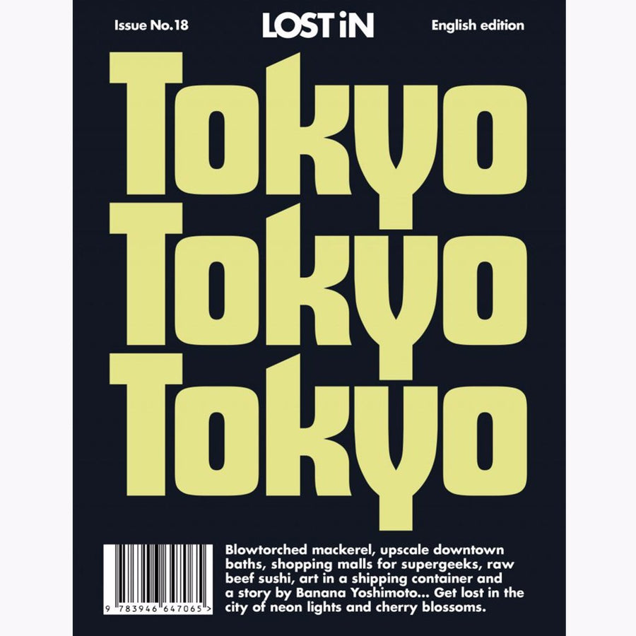 Discover the excitement of Tokyo. Shop Lost In City Guide Tokyo