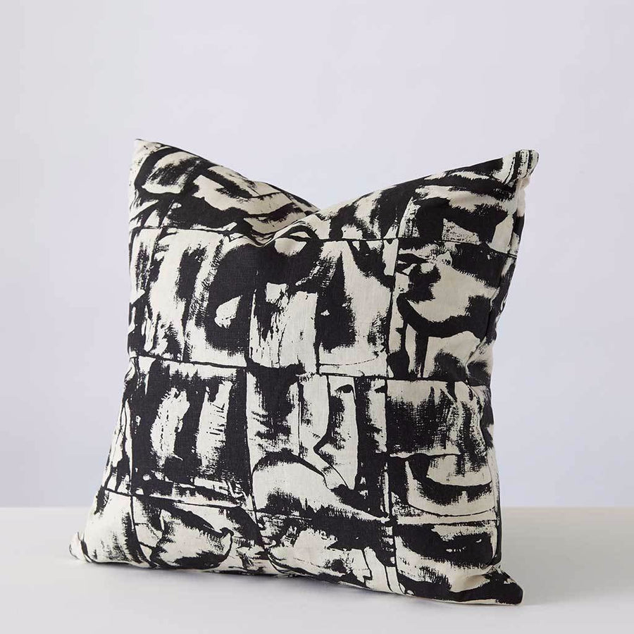 Bloc: Mono Cushion by stoff studios shop now