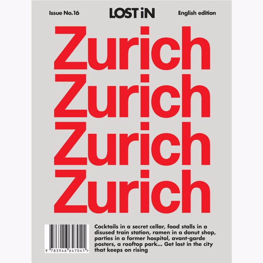 Lost In Zurich - City Guide