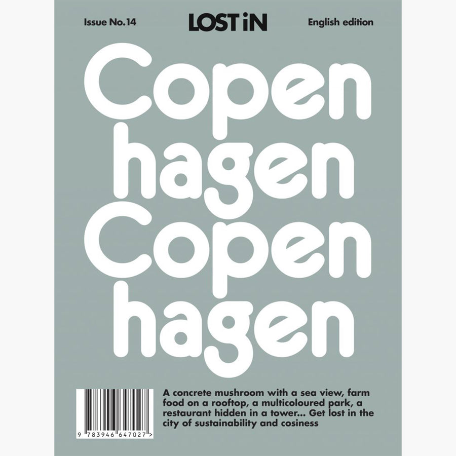 Lost In Copenhagen - City Guide