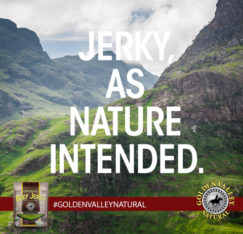 Jerky, as nature intended