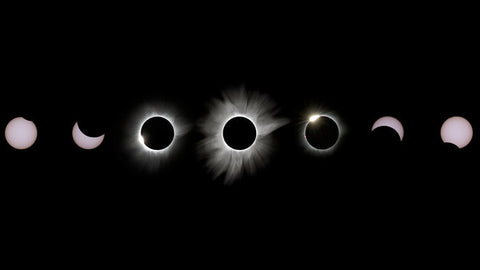 The Solar Eclipse, and Us.