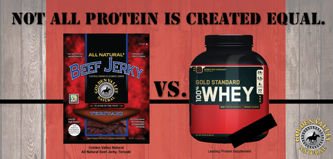 Not all Protein is created equal