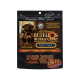Natural BuffalO's Buffalo Jerky 3.0 oz - Teriyaki
